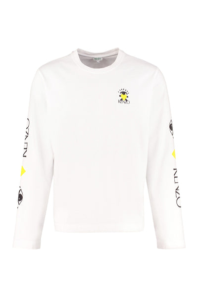 Kenzo Eye Love Sweater