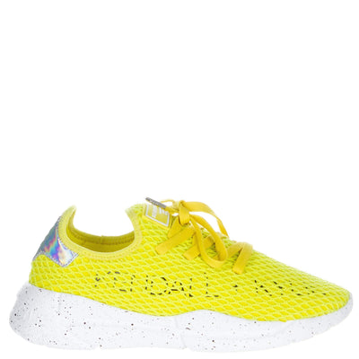 Kendall + Kylie Neon Lime Sneaker
