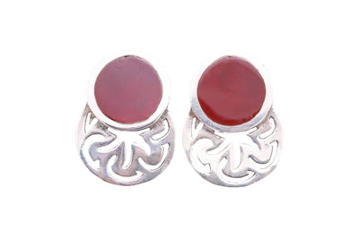 Genuine Silver Earring