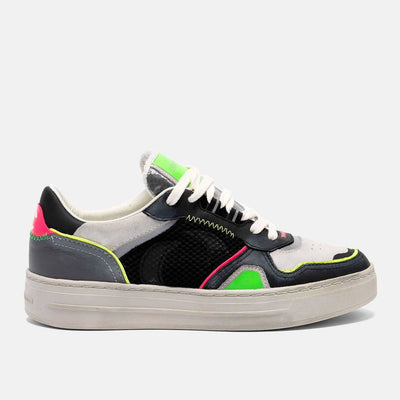 CRIME LONDON 25134 OFF COURT LOW TOP SNEAKER