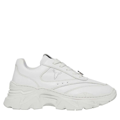 Windsor Smith CRAZE WHITE SNEAKER