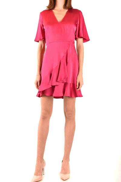 TWINSET Ruffled Hem Dress