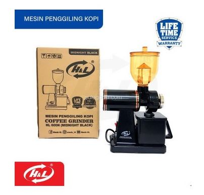 HL 600N Electric Coffee Grinder Mesin Giling Kopi Elektrik