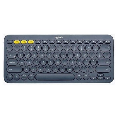 LOGITECH Multi Device Bluetooth Keyboard K380 - Black