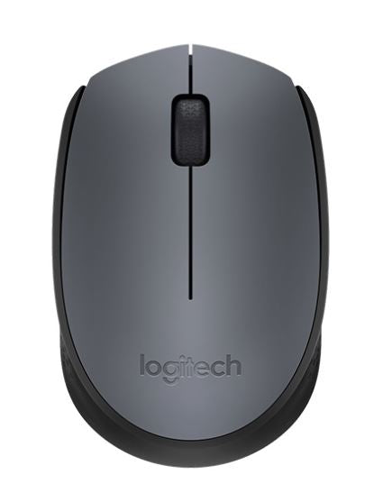 LOGITECH Wireless Mouse M171 Grey, Blue, Red