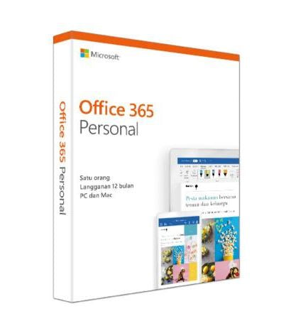 MICROSOFT Office 365 Personal QQ2-00983