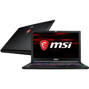 NOTEBOOK MSI GS63 8RE [9S7-16K512-030]