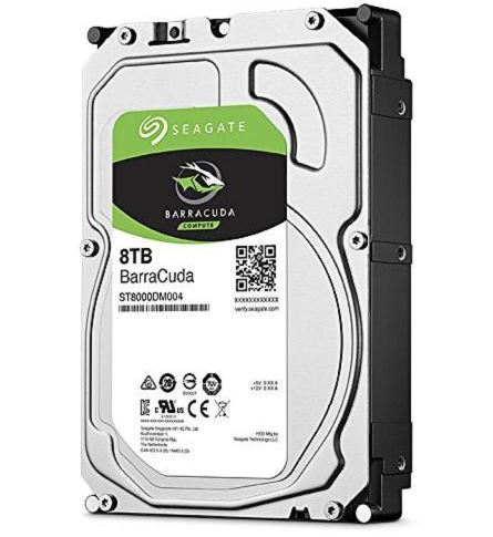 SEAGATE Barracuda 8TB [ST8000DM004]