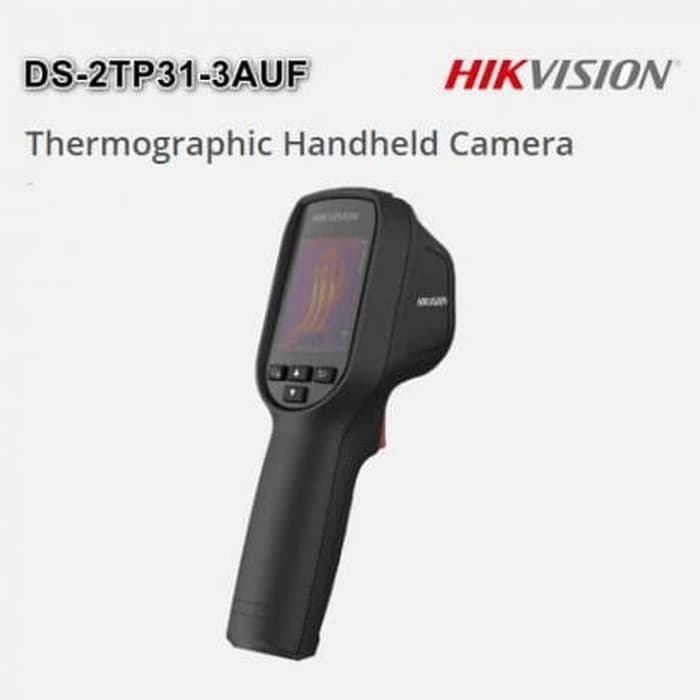 Thermal Camera Scanner - Thermographic Handheld Camera DS-2TP31B-3AUF