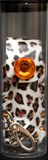 BROWN LEOPARD DIVA DEFENSE PEPPERSPRAY