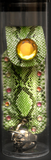 Diva Defense green snakeskin pepperspray
