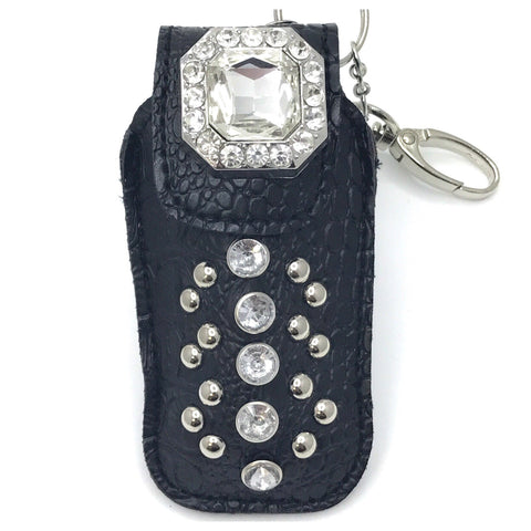 Crystal encrusted Diva Defense Pepperspray