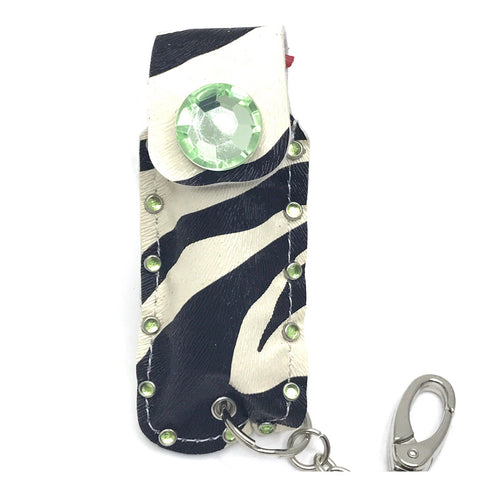 Diva Defense lime zebra pepperspray