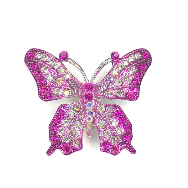 Pink Ombre Butterfly