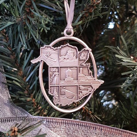 New Brunswick Stories Ornament