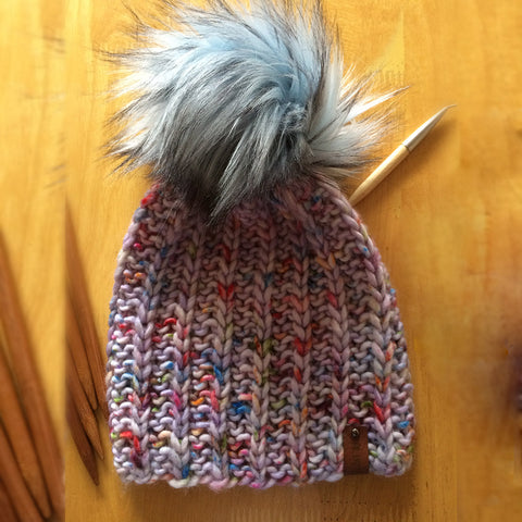 Luxury Adult Tuque