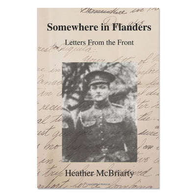 Somewhere in Flanders: Letters from the Front