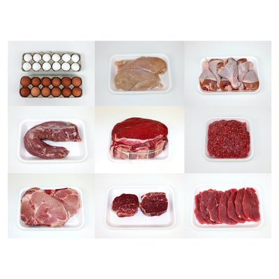 Variety Meat Box