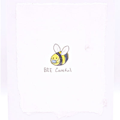 Cartes - BEE Careful