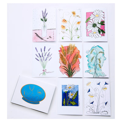 Spring Greeting Card - Box set #2