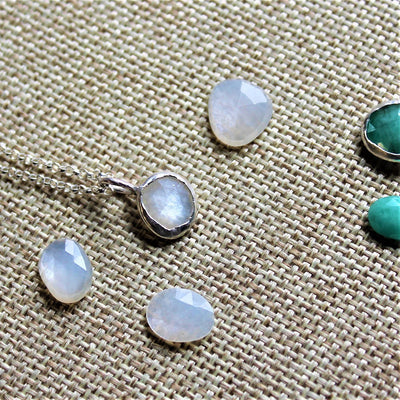 Moonstone June's birthstone