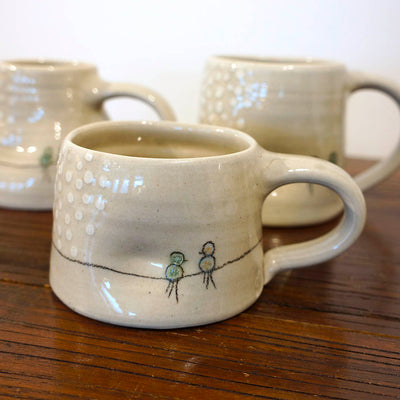Short Mug - Bird Collection