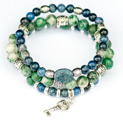 Thoughtful Lynx Bracelet Trio