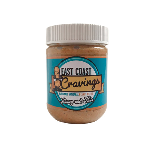 Honey and Nuts Peanut Butter