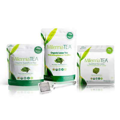 Fresh TEA Experience Bundle