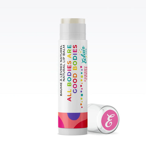 All Bodies are Good Bodies Natural Lip Balm