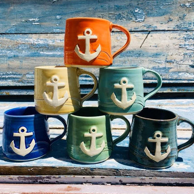 Anchor Pottery Mugs