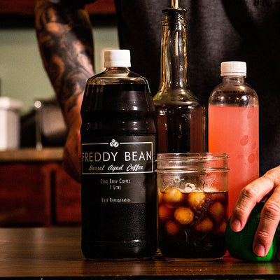 Whisky Barrel Cold Brew Concentrate