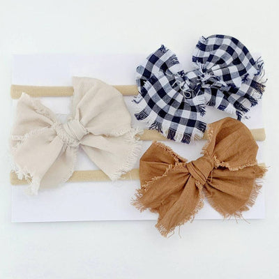 Rustic Bows