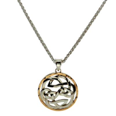 Path of Life Pendant by Keith Jack