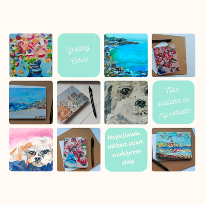 Fine Art Greeting Cards