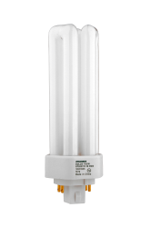 Sylvania 20886 CF32DT/E/IN/841/ECO DULUX 32W triple compact fluorescent amalgam lamp with 4-pin base, 4100K color temperature