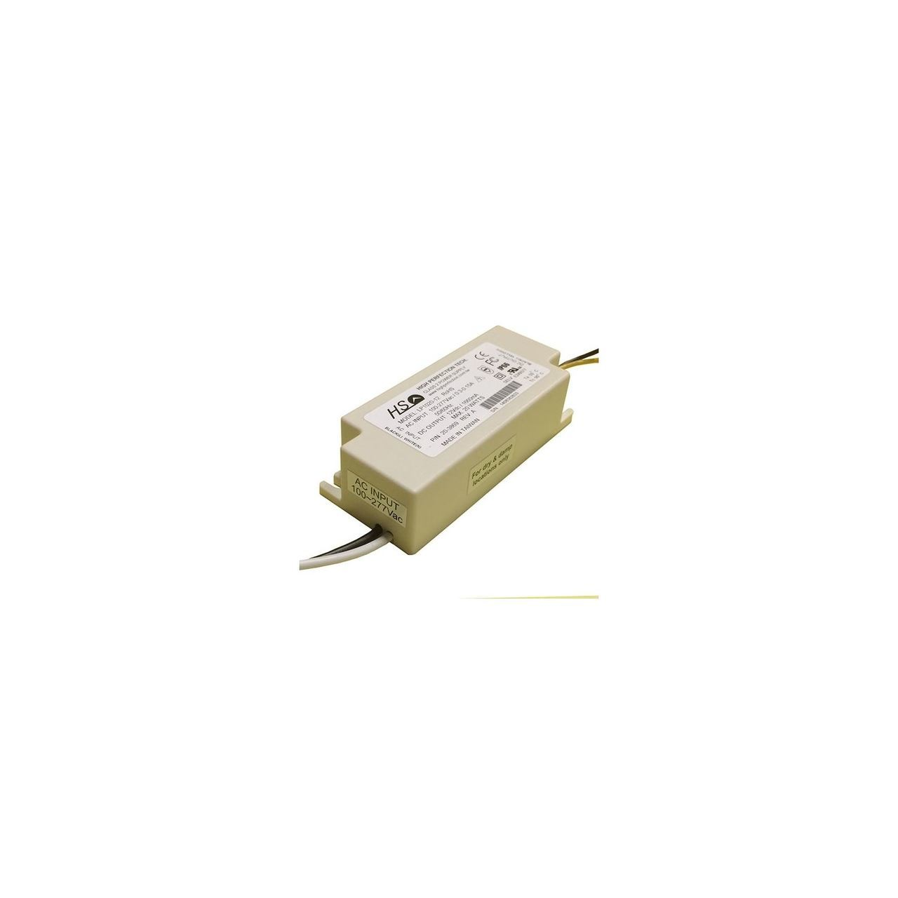 LP1020-12 - 20w LED Driver - 12v constant voltage