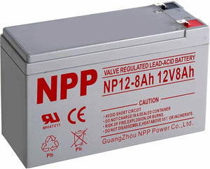 SLA Battery - 12v 8ah