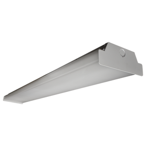 4' LED Wrap Fixture, Multi-purpose, Surface Mount, ETL Listed for Canada and US