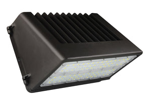 LED Full Cut Off Wallpack, DLC Listed, cULus, IP65 Rated for wet location