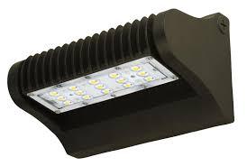 LED Full Cut Off Wallpack, Fully Adjustable, DLC Premium, cULus, FCC, IP65 Rated