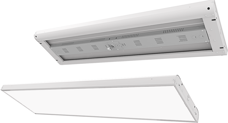 High Efficiency LED Highbay, 80W-325W, 4000/5000K