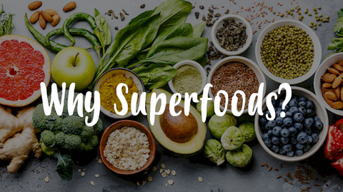 Why superfoods are good for you by ZENKO Superfoods