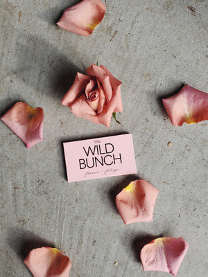 Gift Card - Digital Gift Cards - The Wild Bunch Flower Shop - The Wild Bunch Florist - Vancouver Flower Shop Delivery