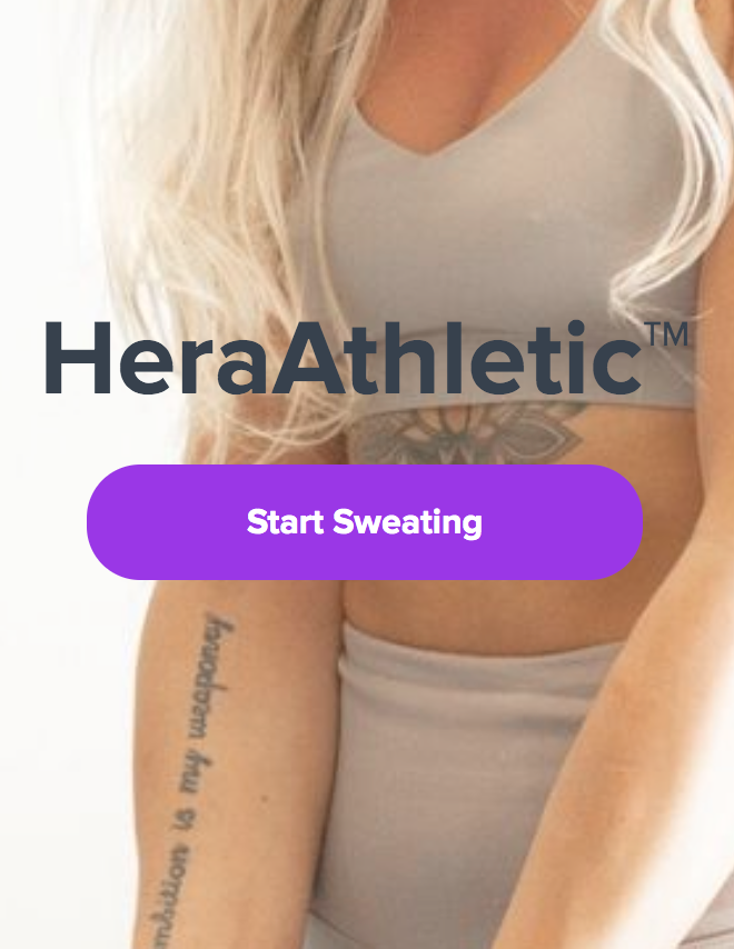 HeraAthletic™ Online Video Exercise Library