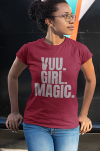 HBCU Girl Magic Tee