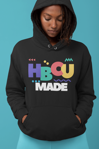 90s Inspired HBCU Made Hoodie
