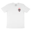 Venom Cobra - White T-Shirt - Front & Back Print