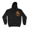 Ship Happens - Black Hoodie - Pocket Print