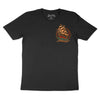 Ship Happens - Black T-Shirt - Pocket Print